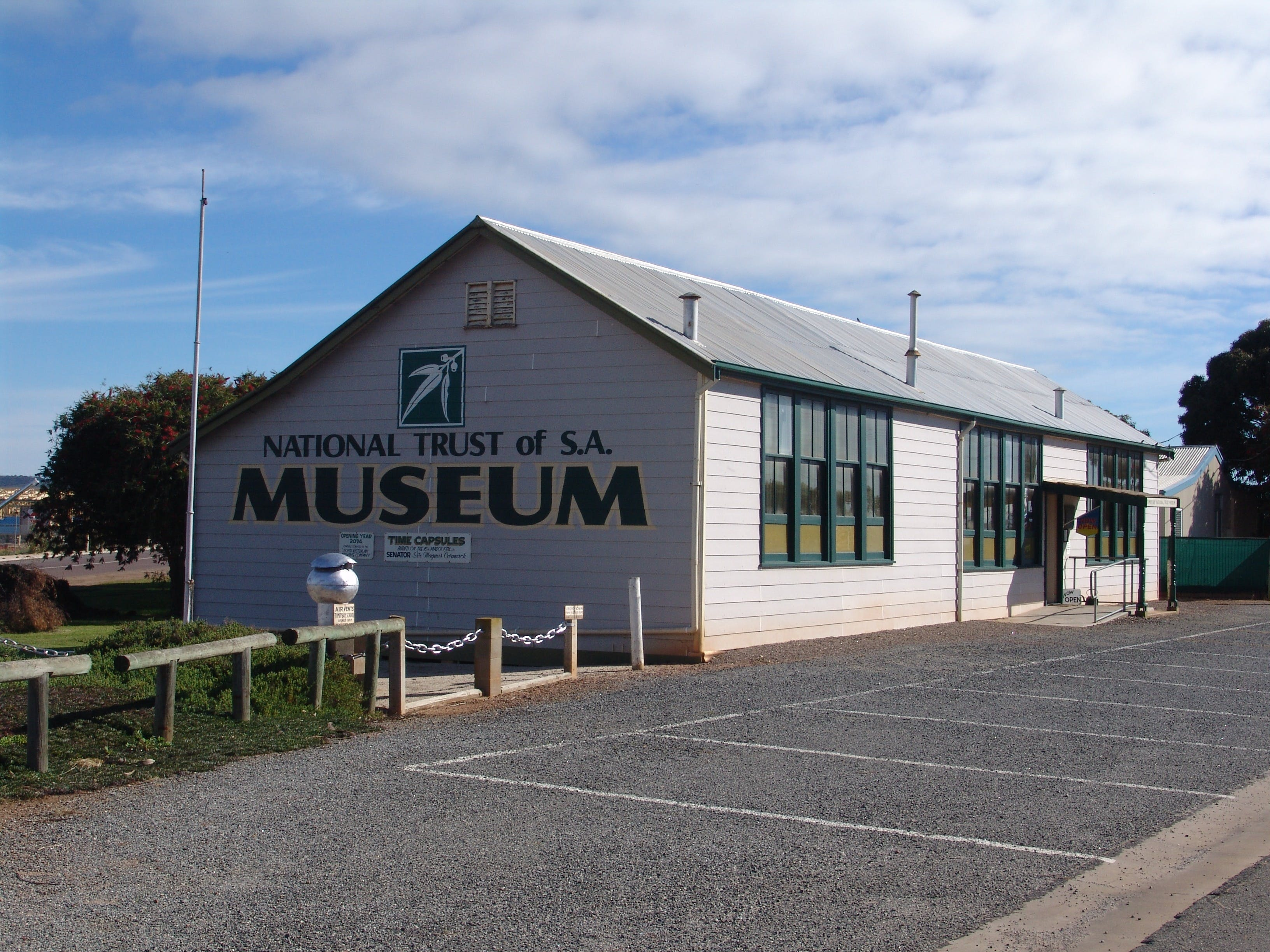 Tumby Bay National Trust Museum - Accommodation VIC