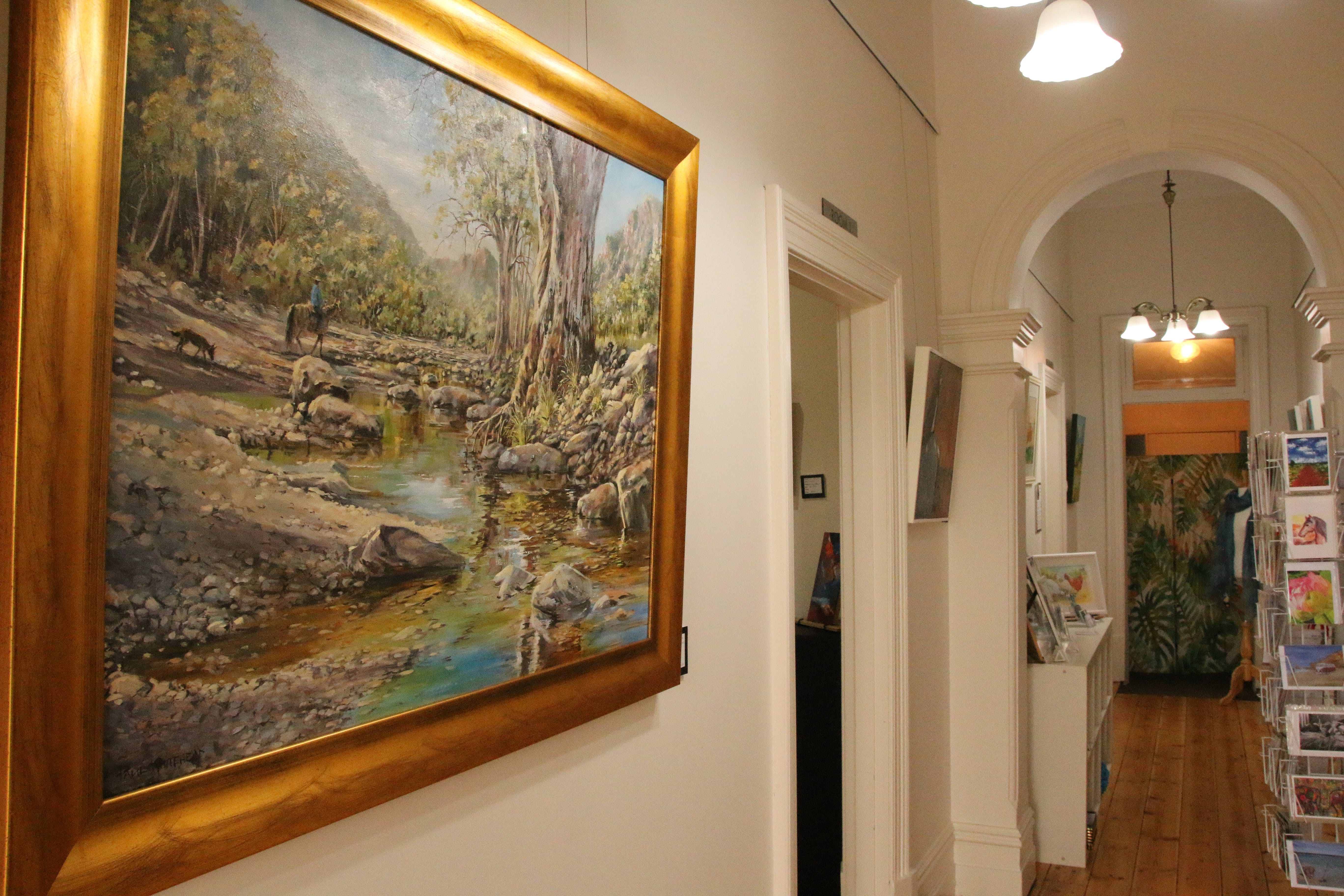 Arts Collective Clare Valley formerly Art at Auburn - Accommodation VIC