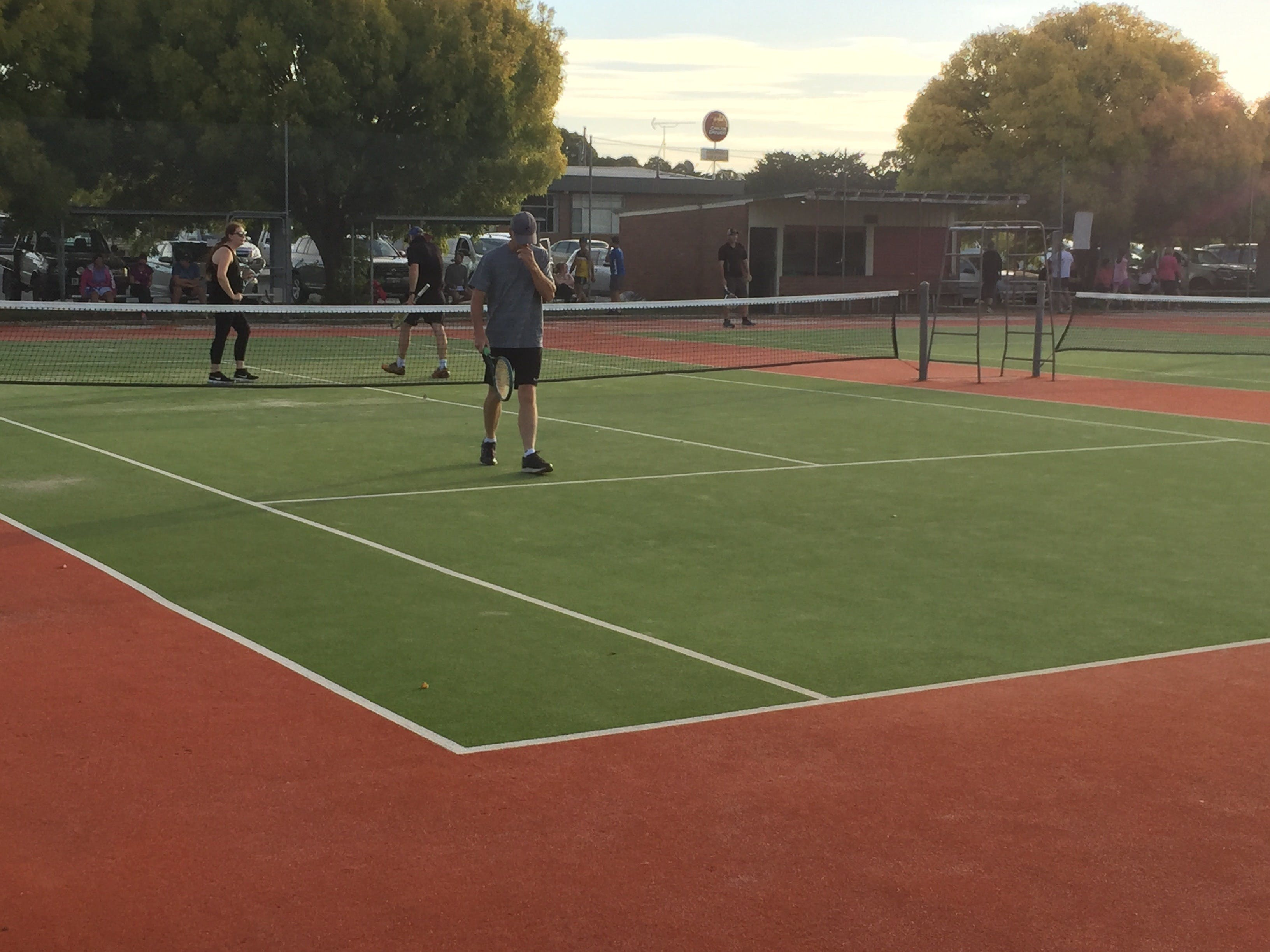 Crookwell Tennis Courts - Accommodation VIC