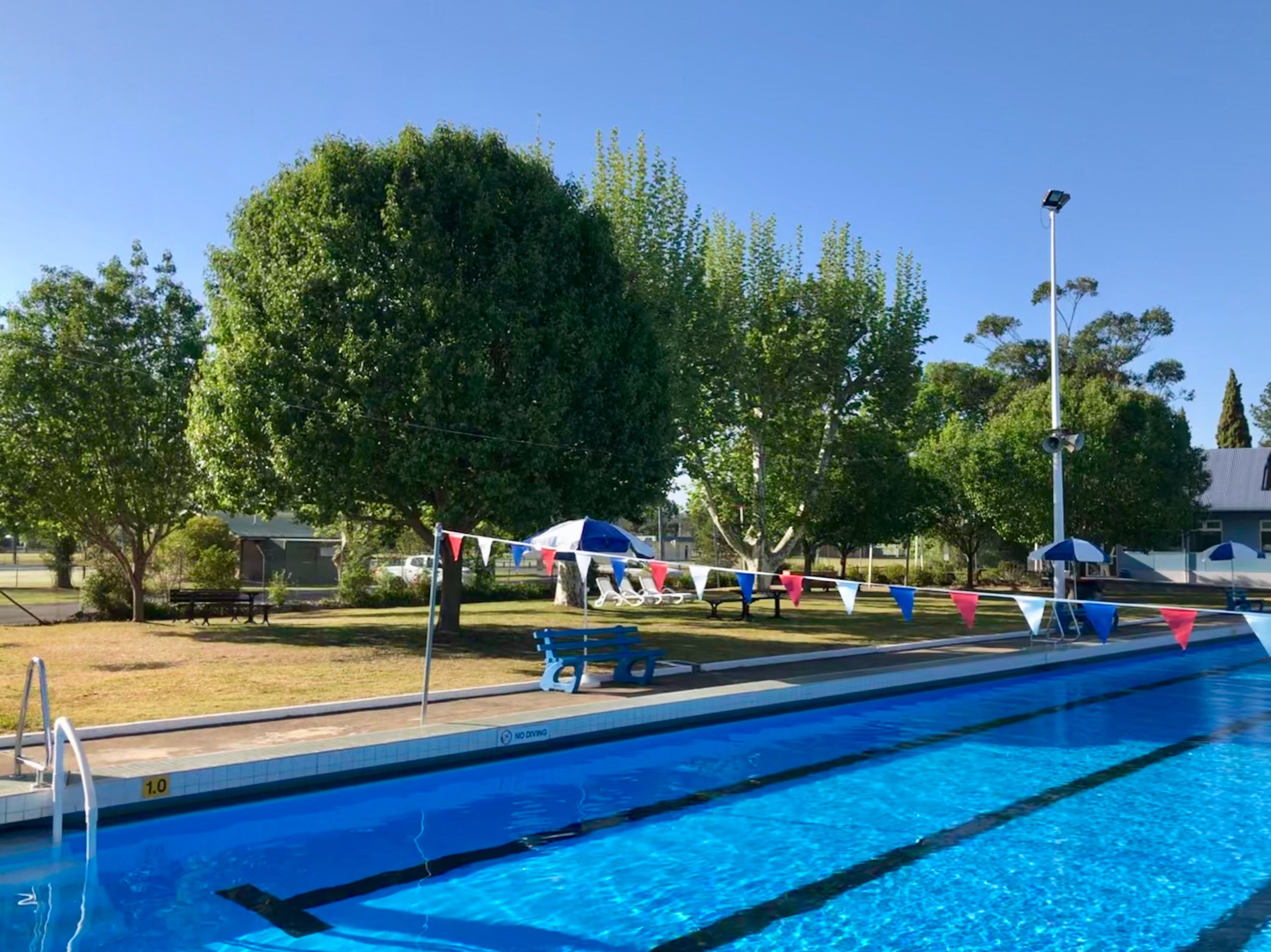 Gloucester Olympic Pool Complex - Accommodation VIC