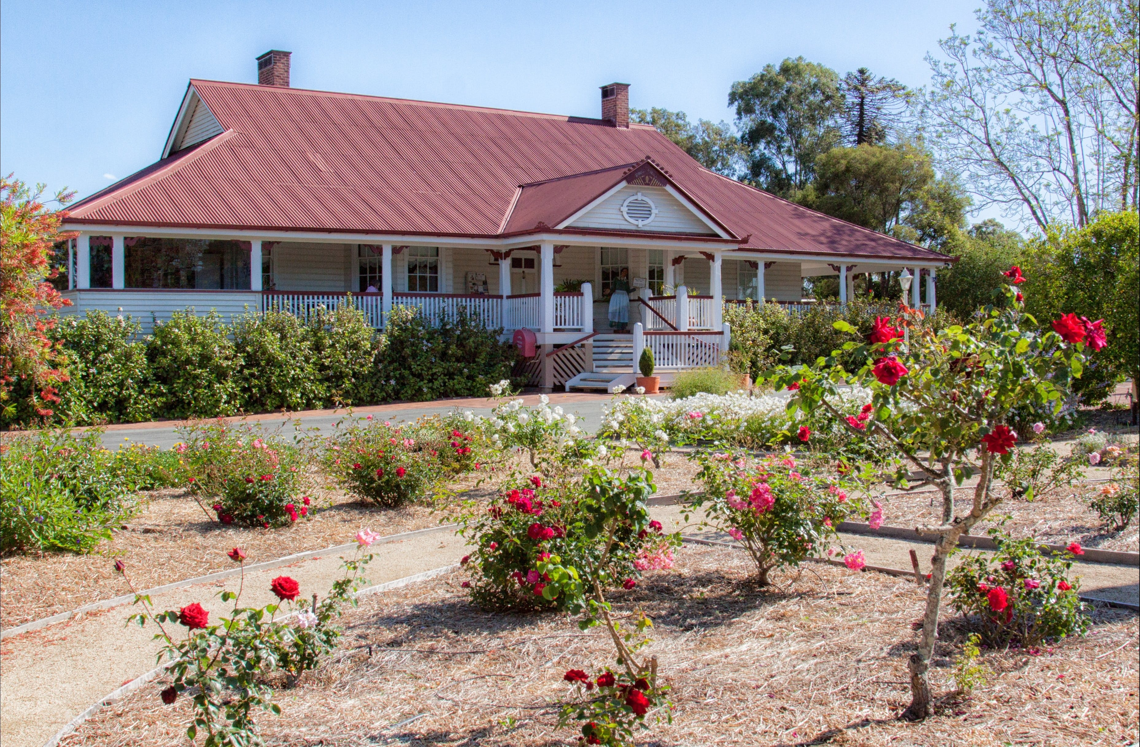 Ringsfield House Nanango - Accommodation VIC