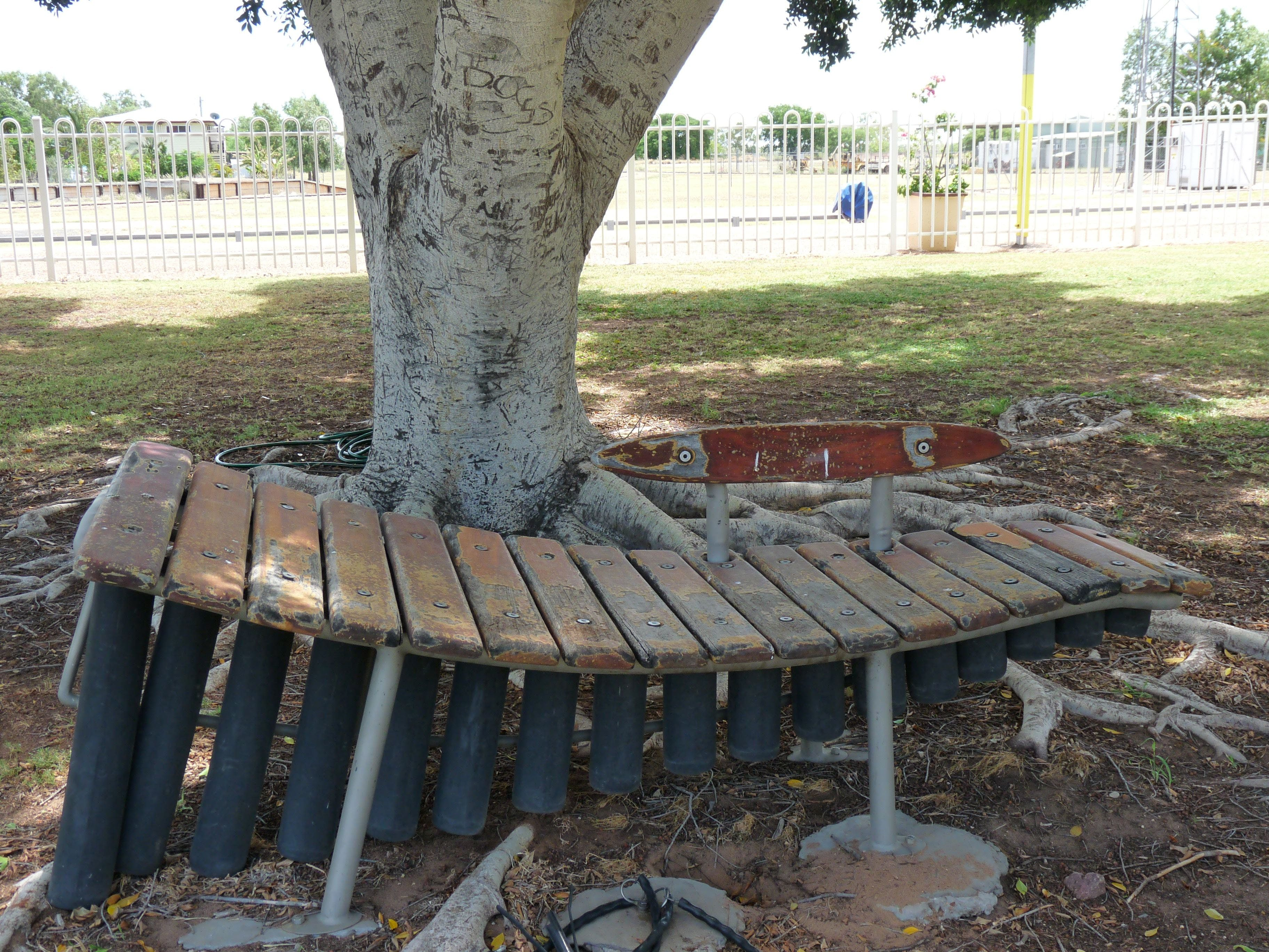 Barcaldine Musical Instruments - Accommodation VIC