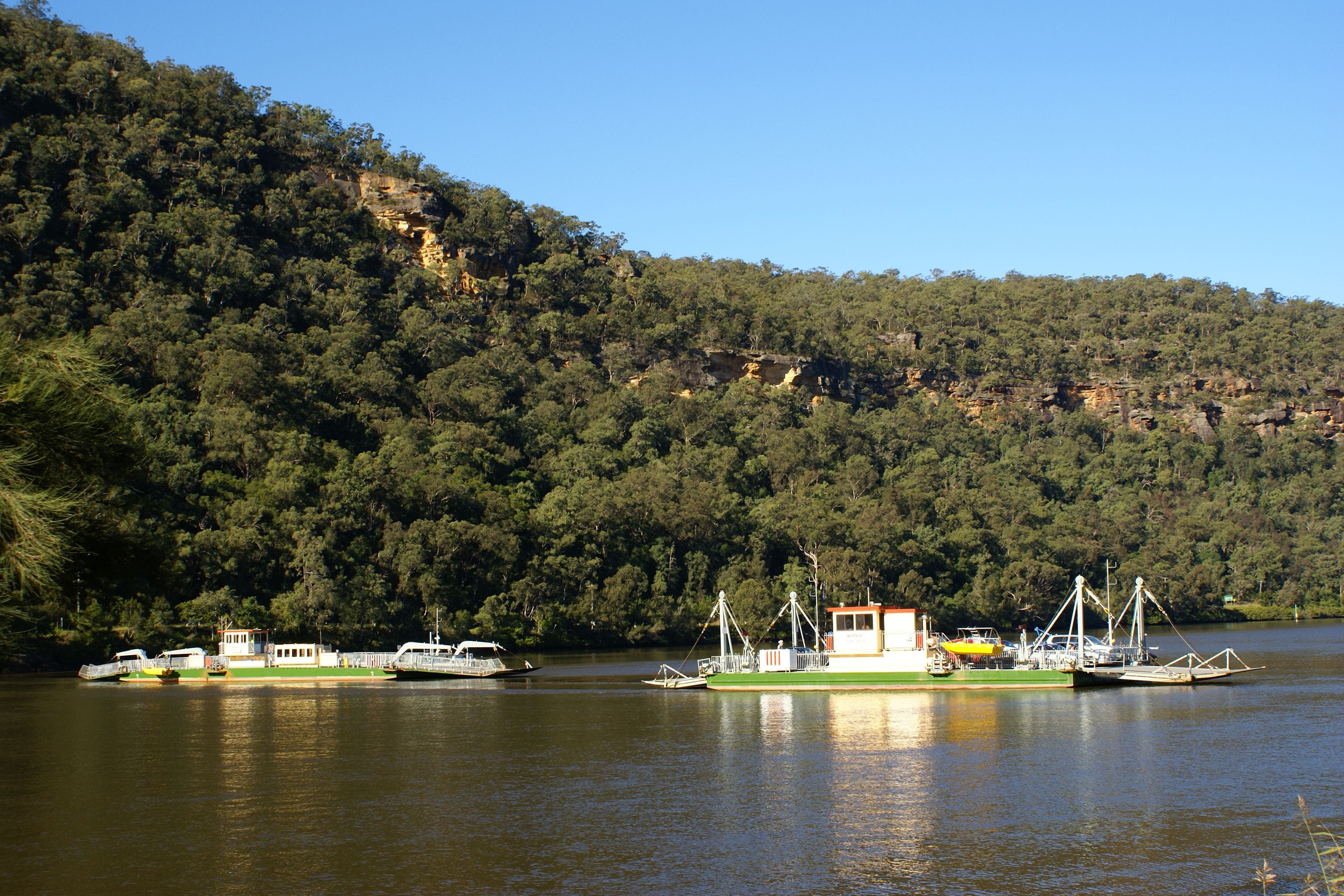 Hawkesbury River - Accommodation VIC