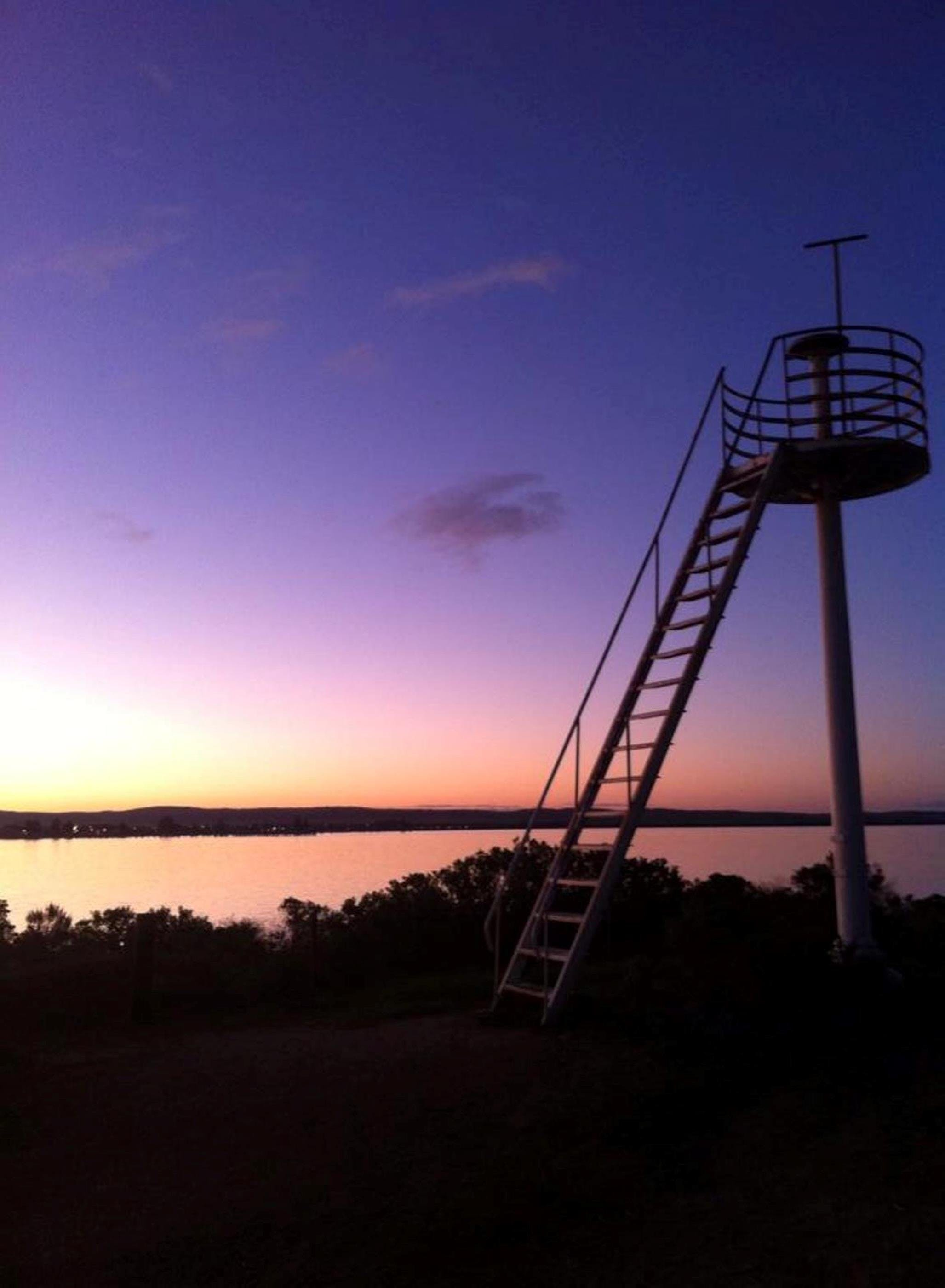 Island Lookout Tower And Reserve - Accommodation VIC