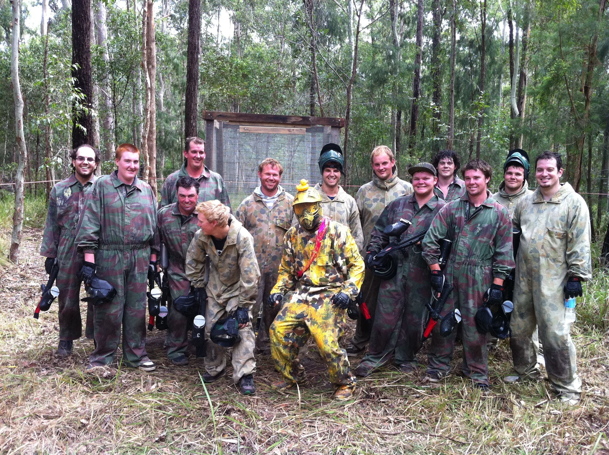Mid North Coast Paintball - Accommodation VIC