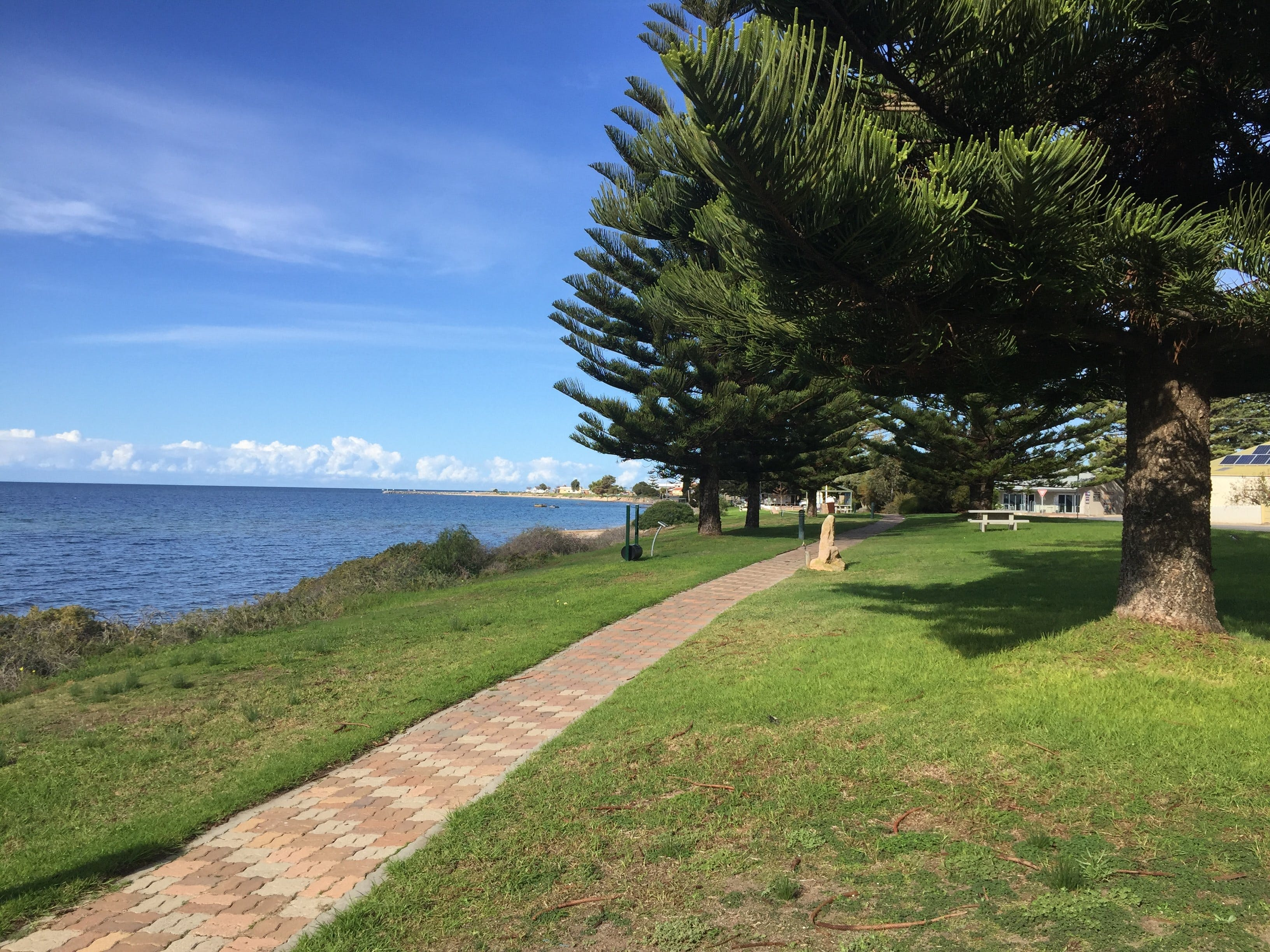 Stansbury Walking Trail - Accommodation VIC