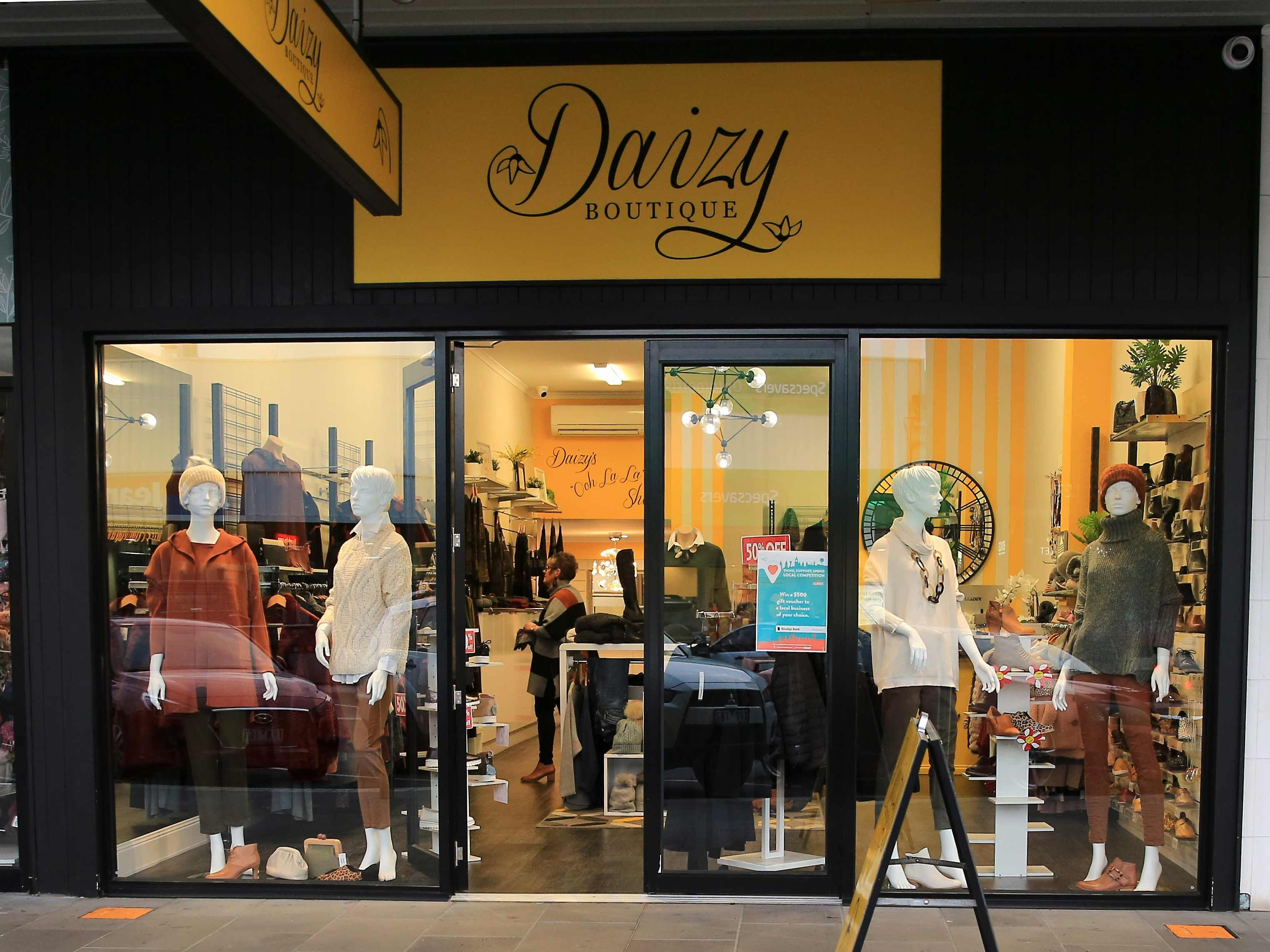 Daizy Boutique - Accommodation VIC
