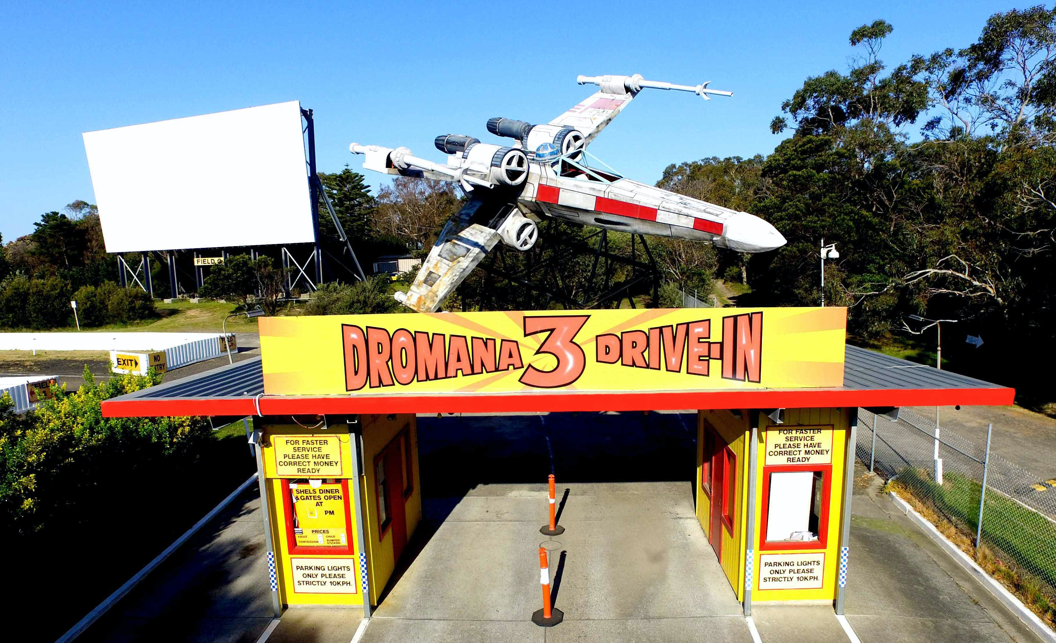 Dromana 3 Drive In - Accommodation VIC