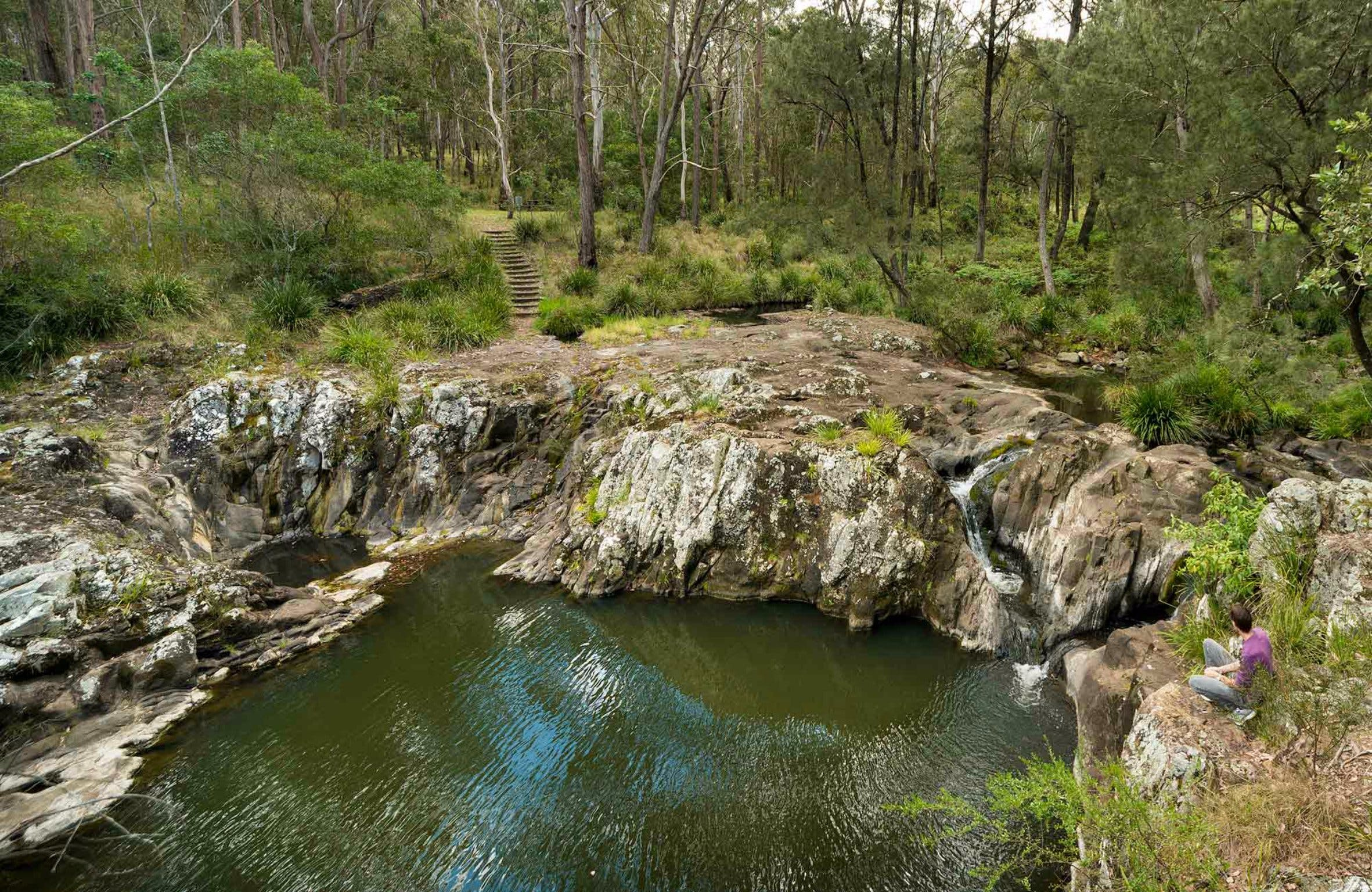 Gorge Walking Track - Accommodation VIC