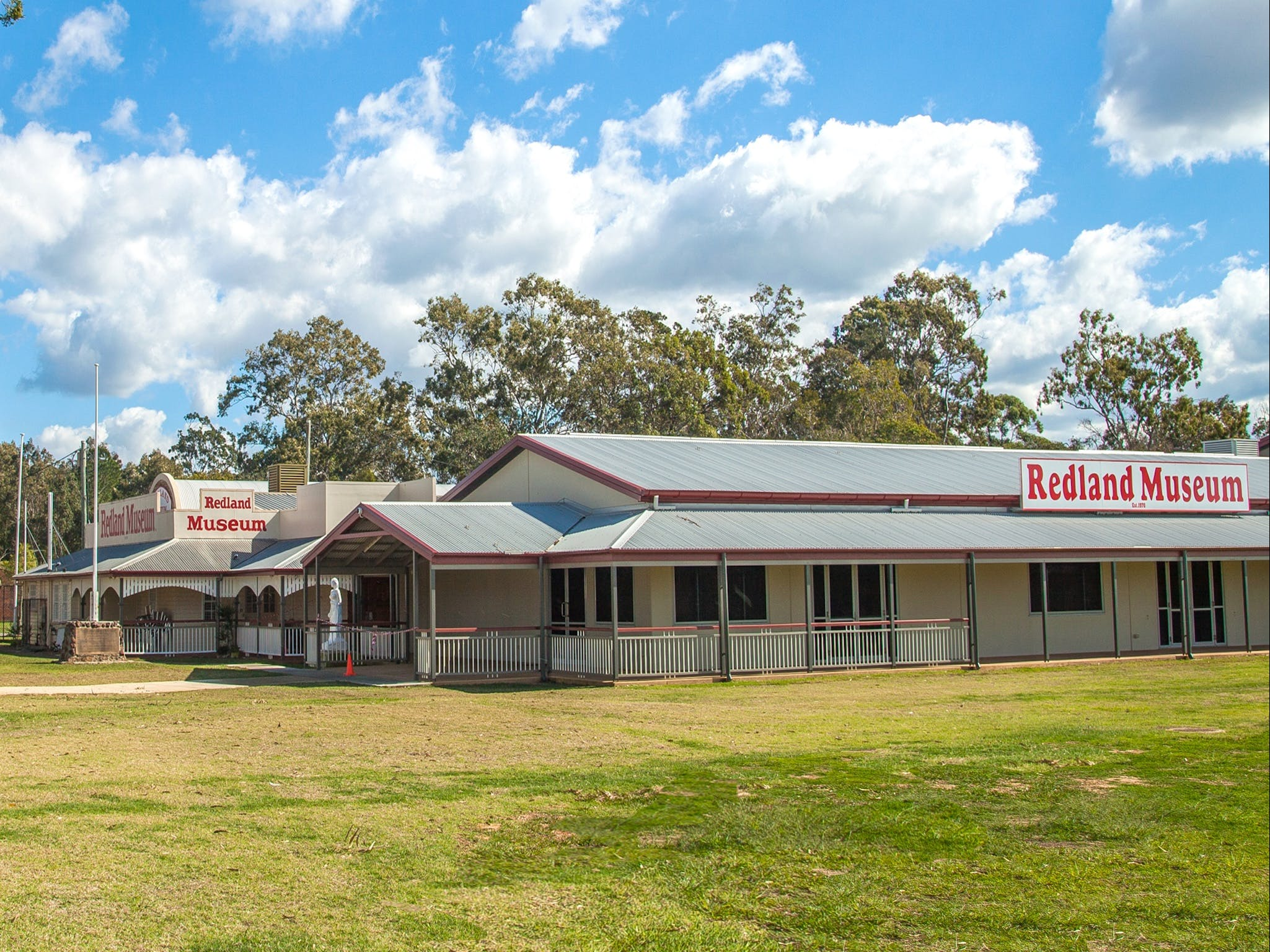 Redland Museum Inc - Accommodation VIC