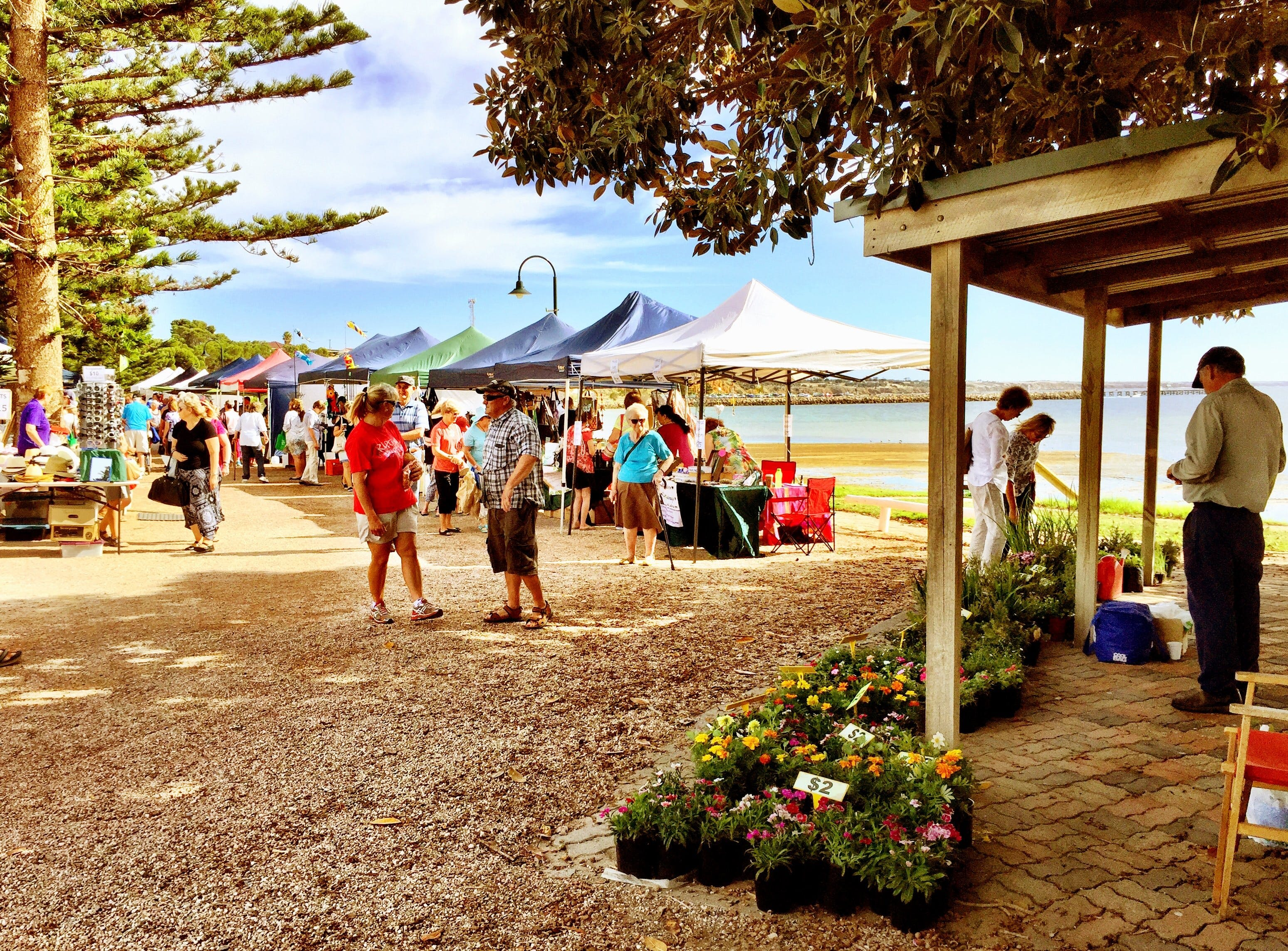Stansbury Seaside Markets - Accommodation VIC