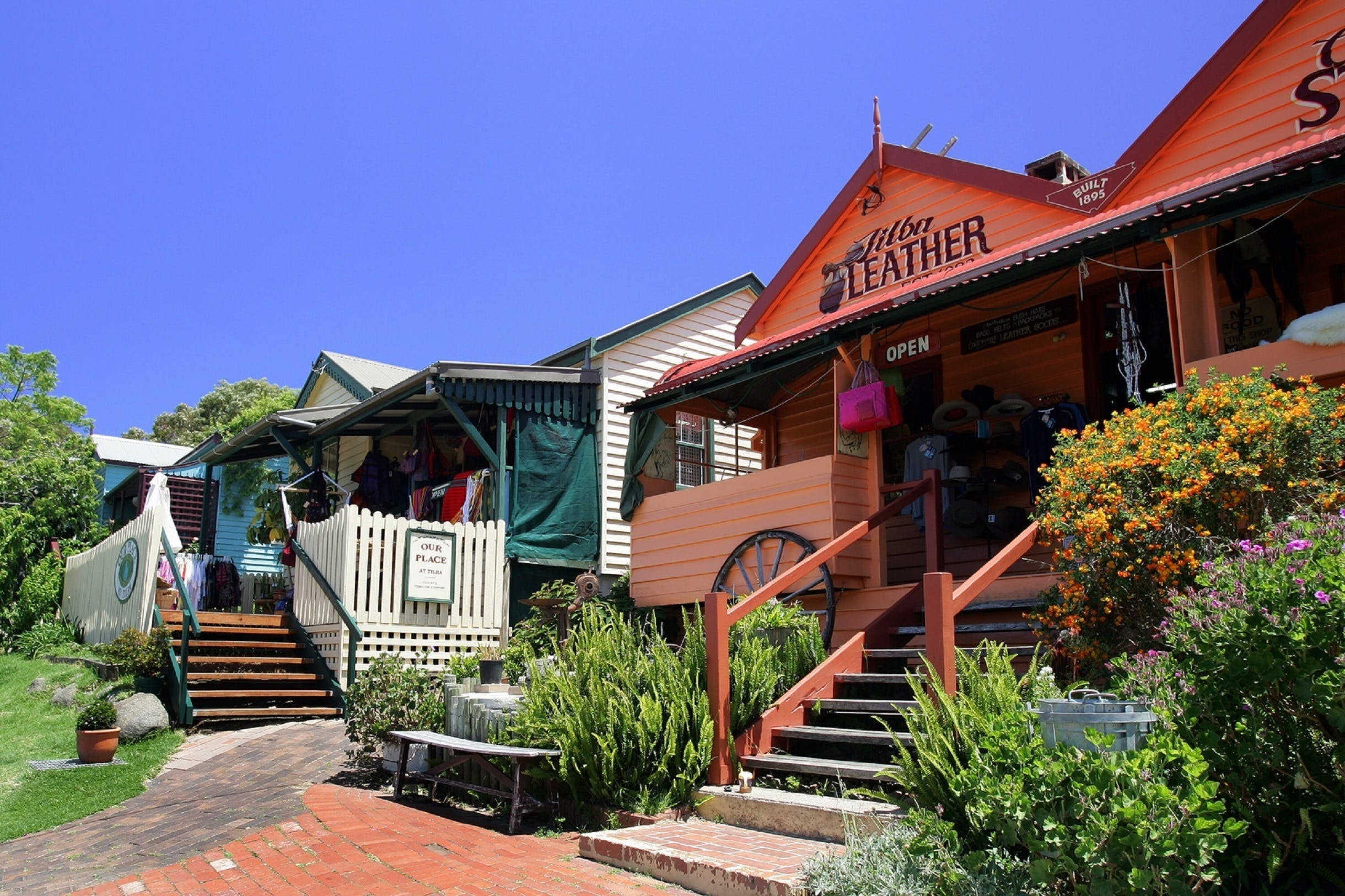 The Tilba District Heritage Areas - Accommodation VIC