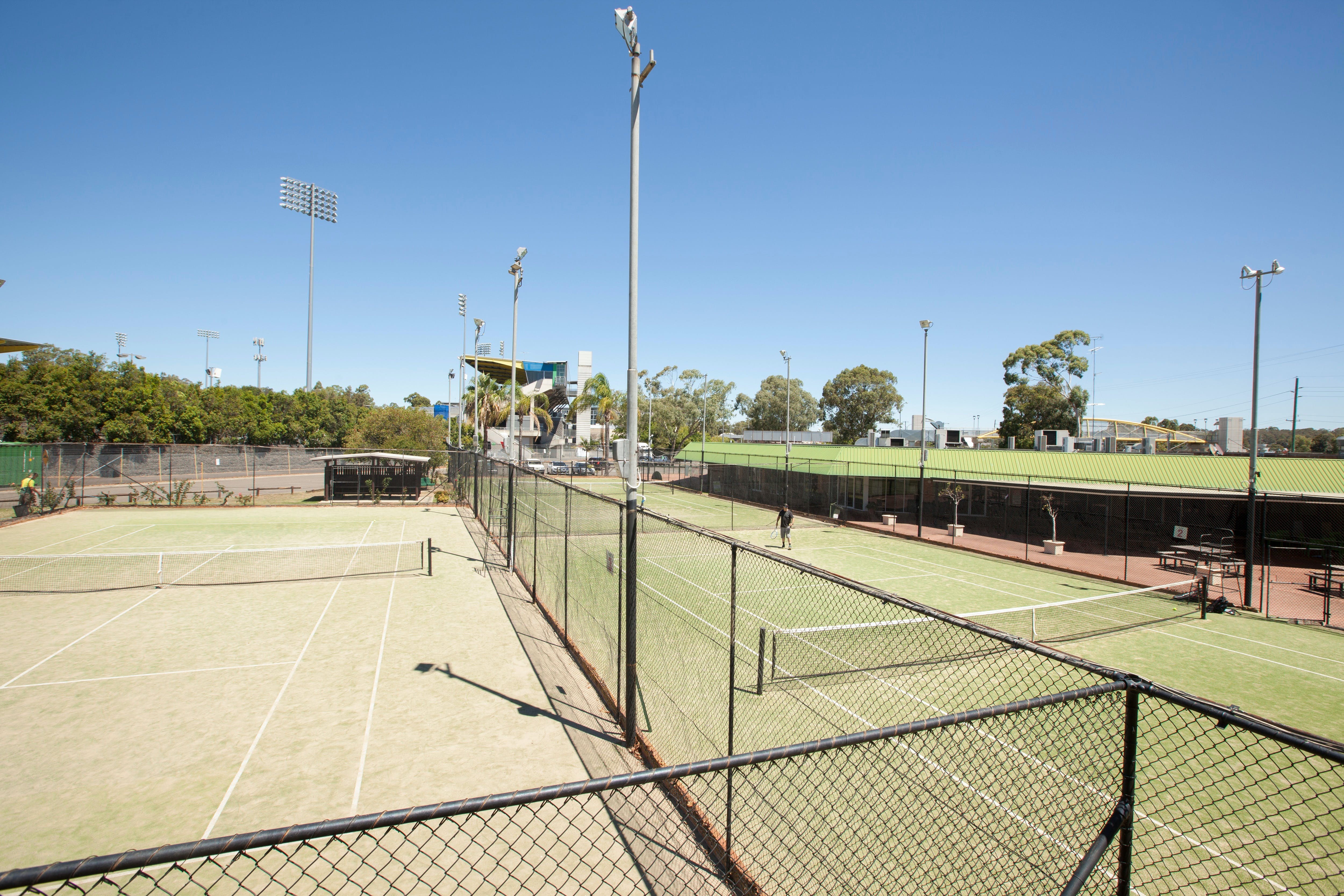 Wests Tennis Club - Accommodation VIC