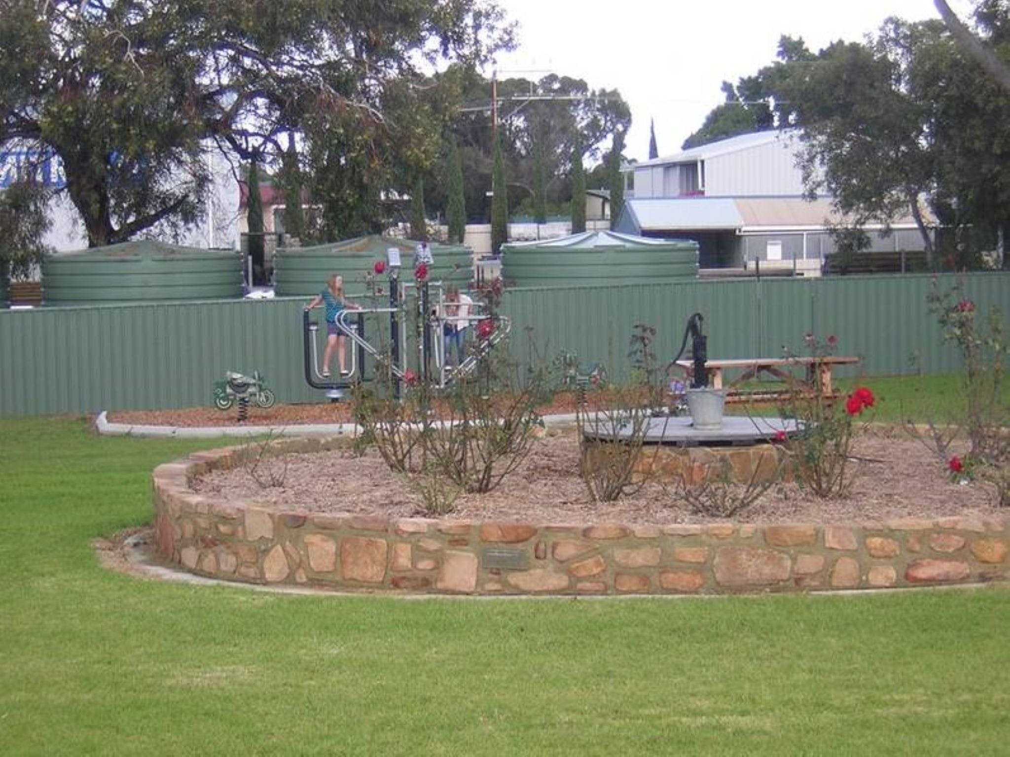 Wright Park Playground - Accommodation VIC