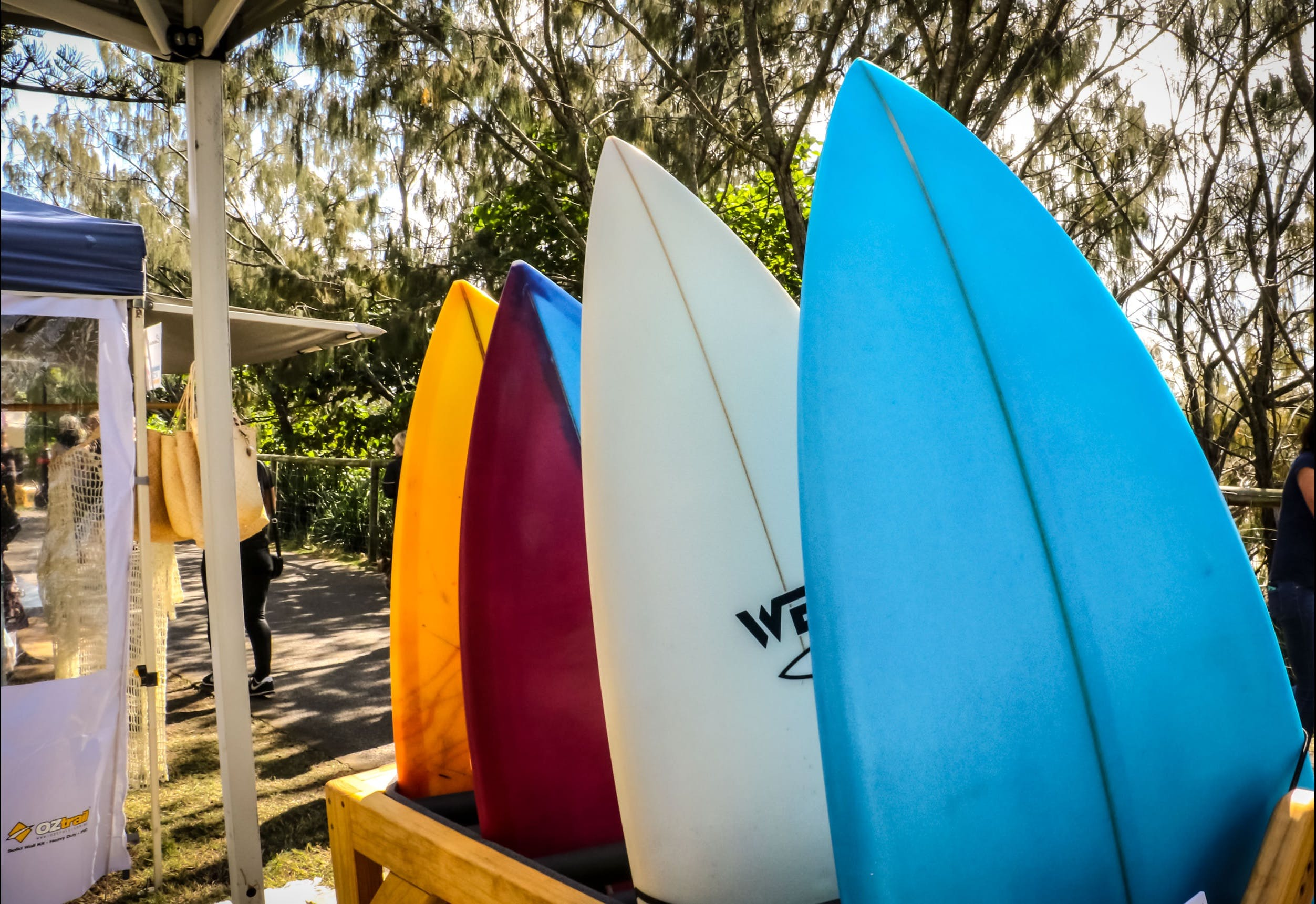 Burleigh Art and Craft Markets - Accommodation VIC