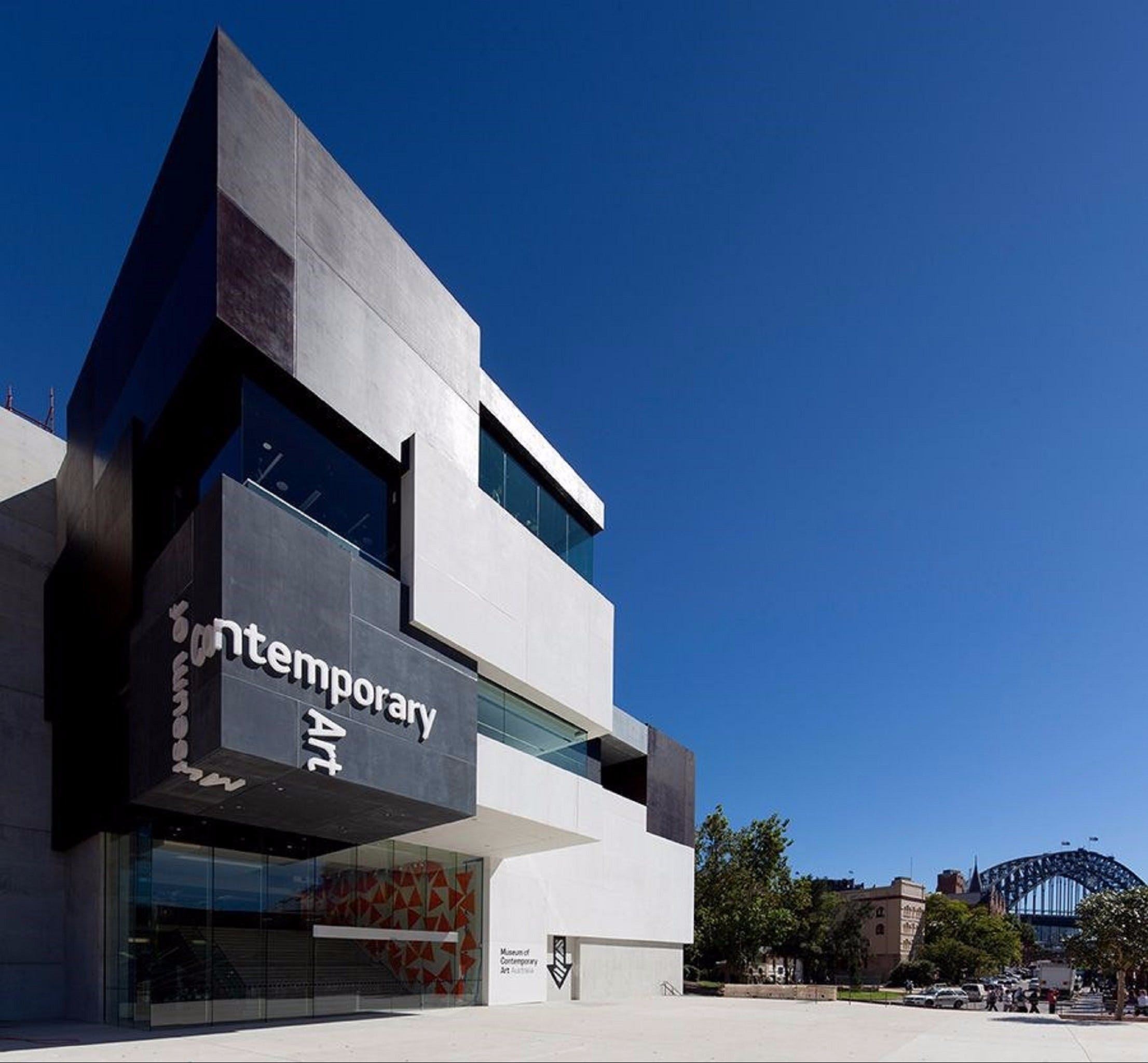Museum of Contemporary Art Australia - MCA - Accommodation VIC