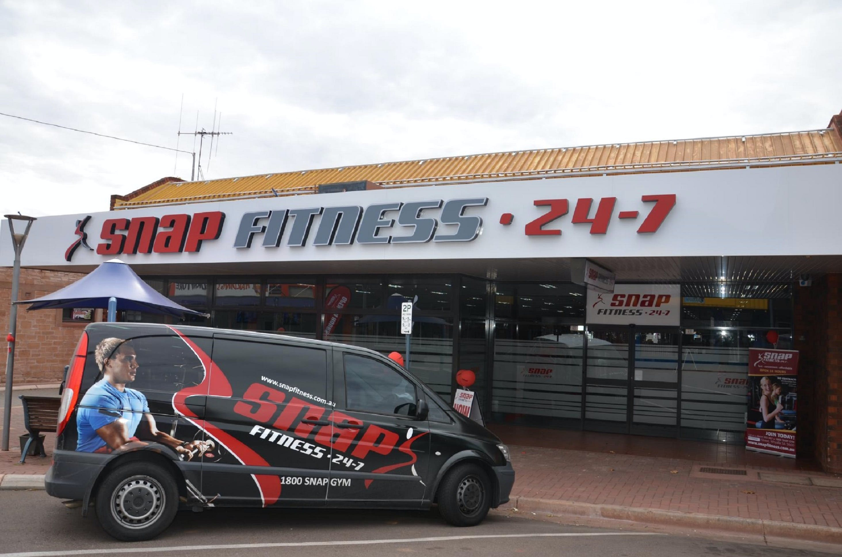 Snap Fitness Whyalla 24/7 gym - Accommodation VIC