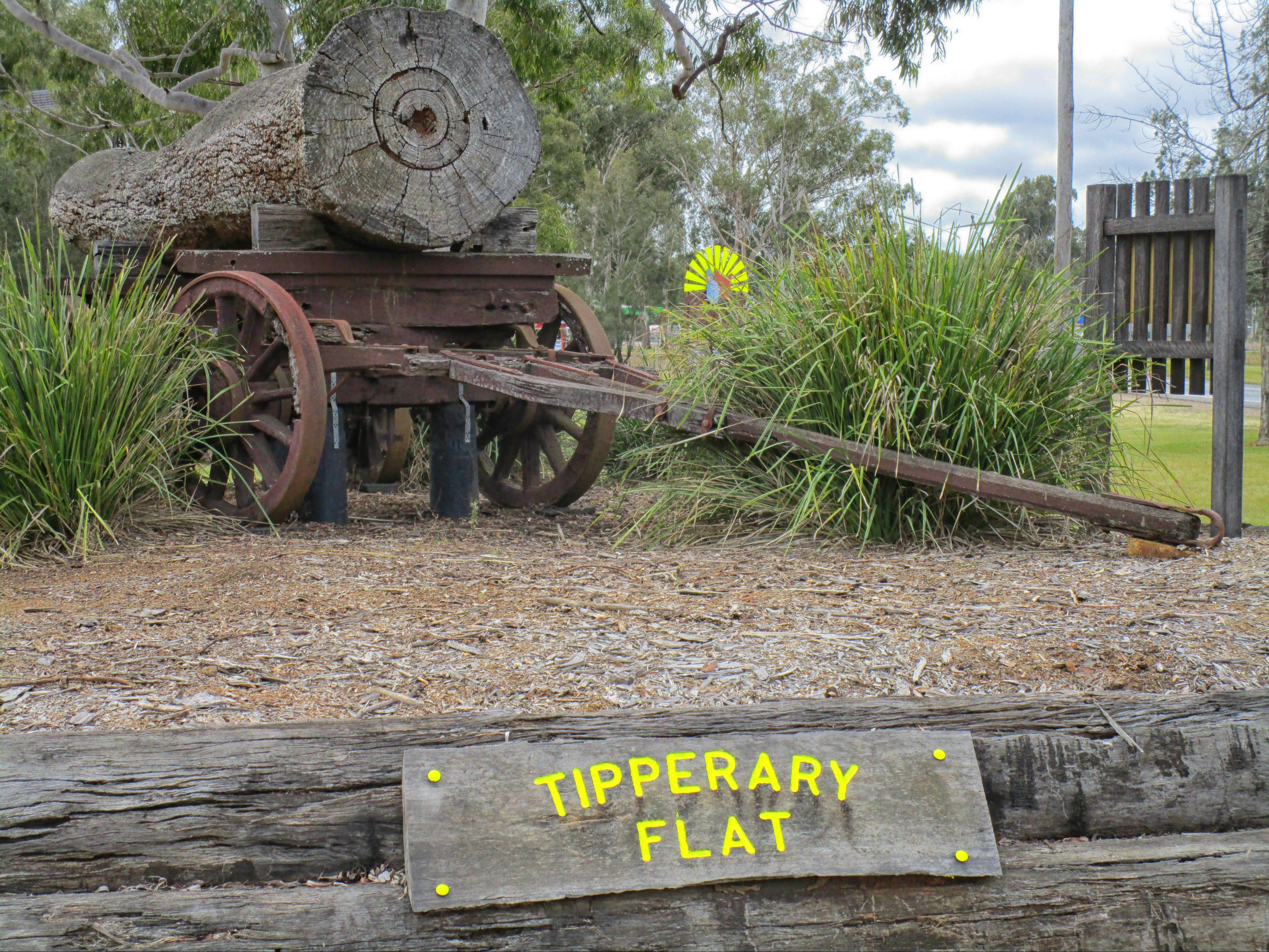 Tipperary Flat - Accommodation VIC