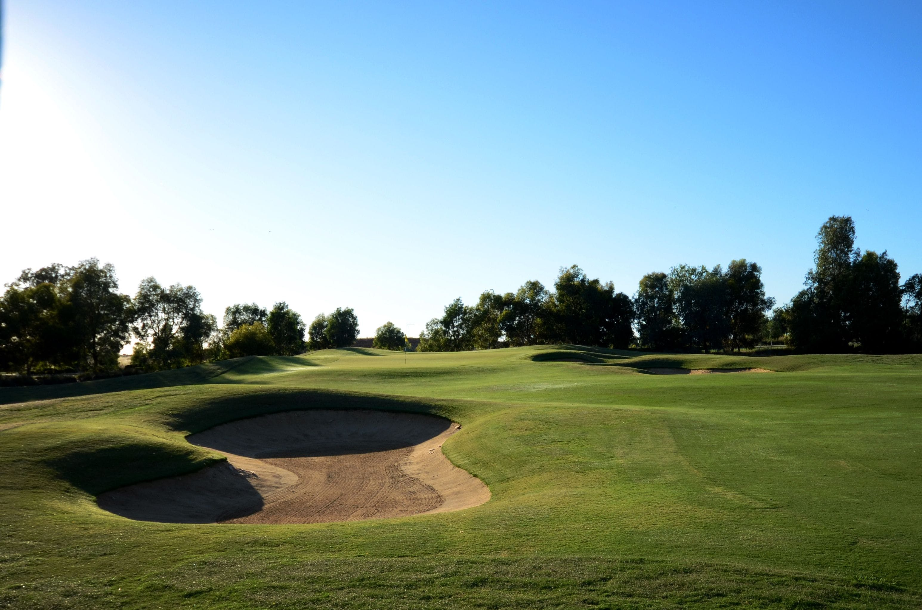 Black Bull Golf Course - Accommodation VIC