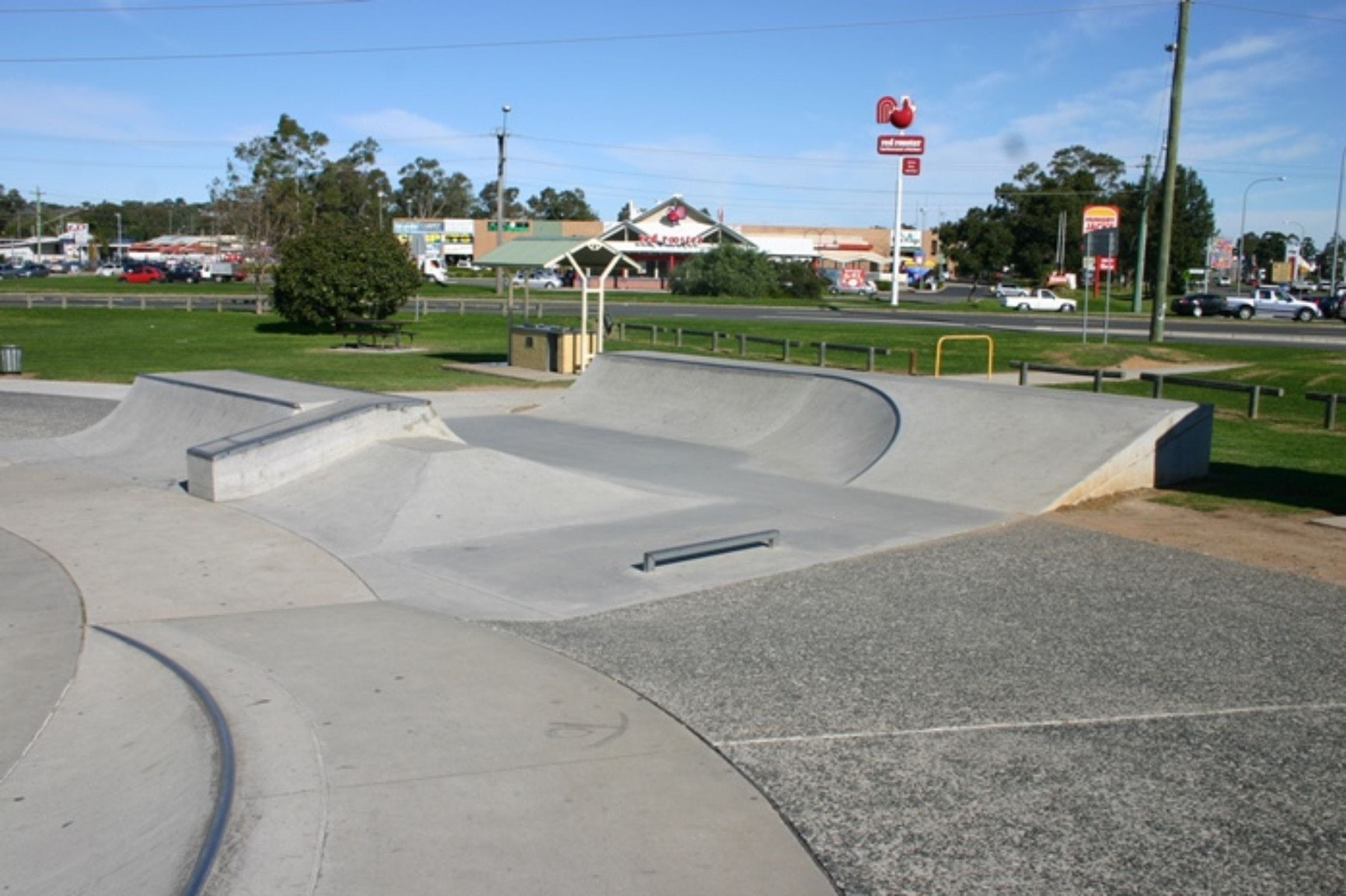 Campbelltown  Skate Park - Accommodation VIC