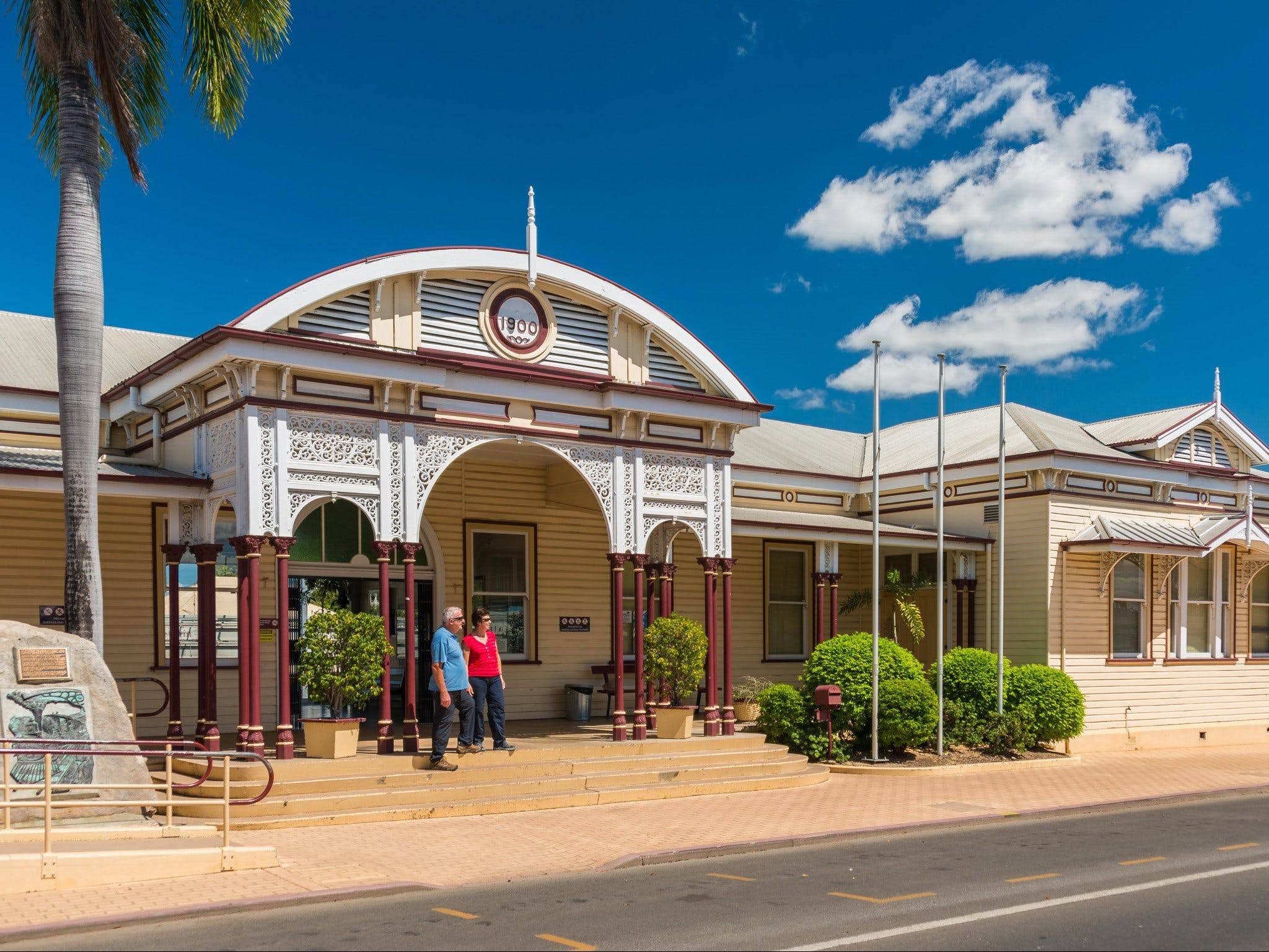 Emerald Historic Railway Station - Accommodation VIC