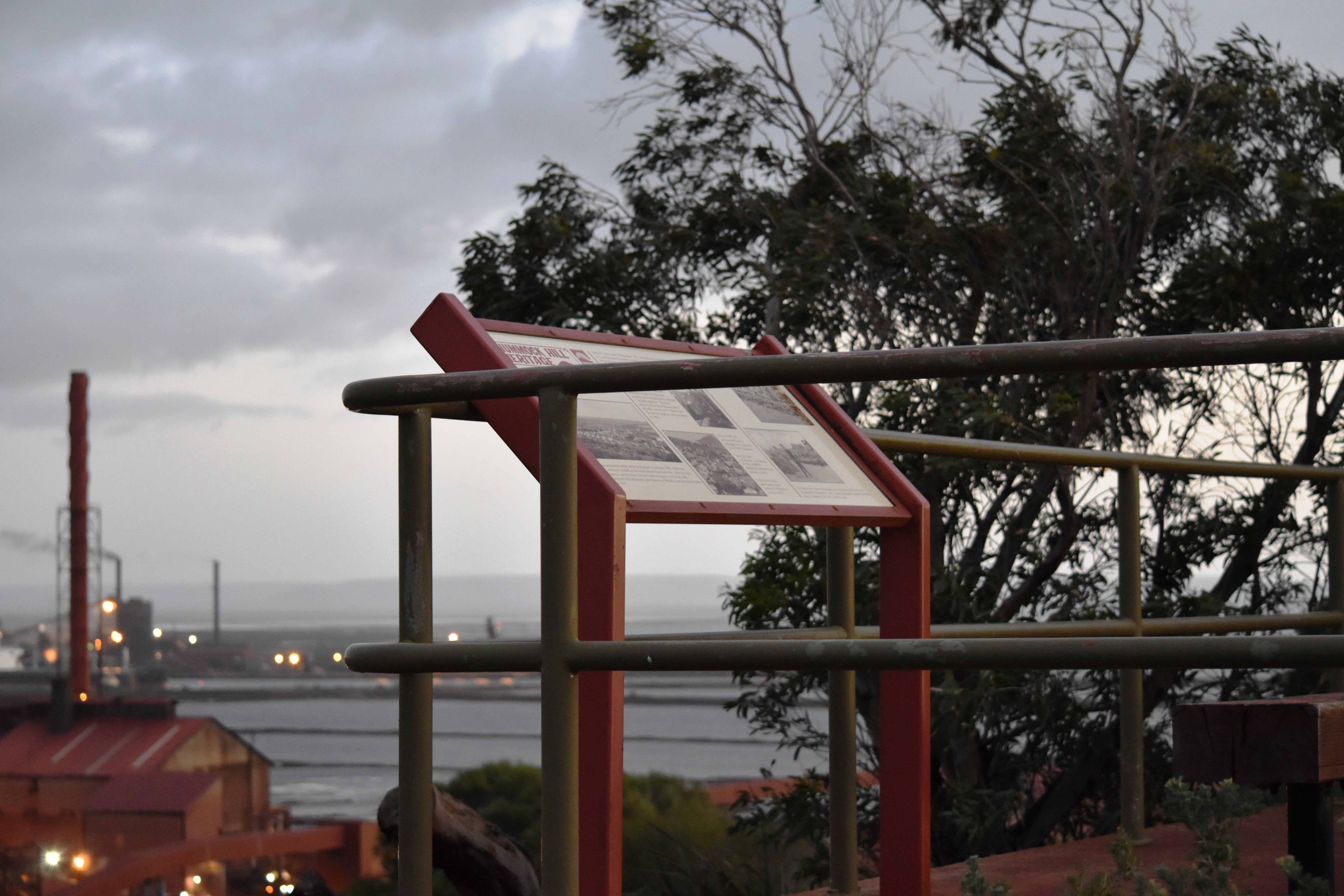 Hummock Hill Lookout - Accommodation VIC