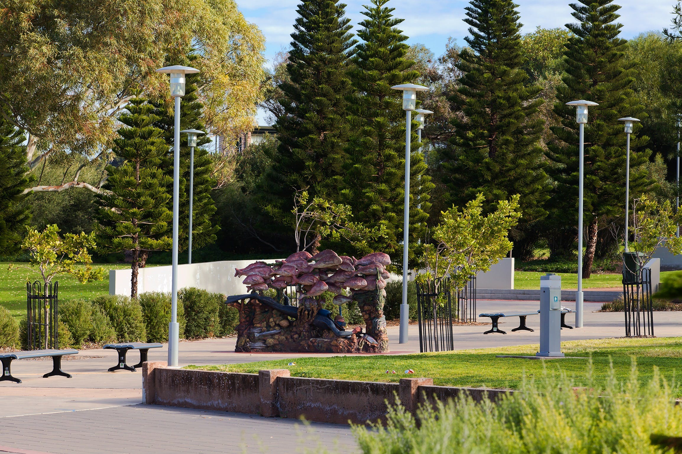 Whyalla Foreshore and Marina - Accommodation VIC