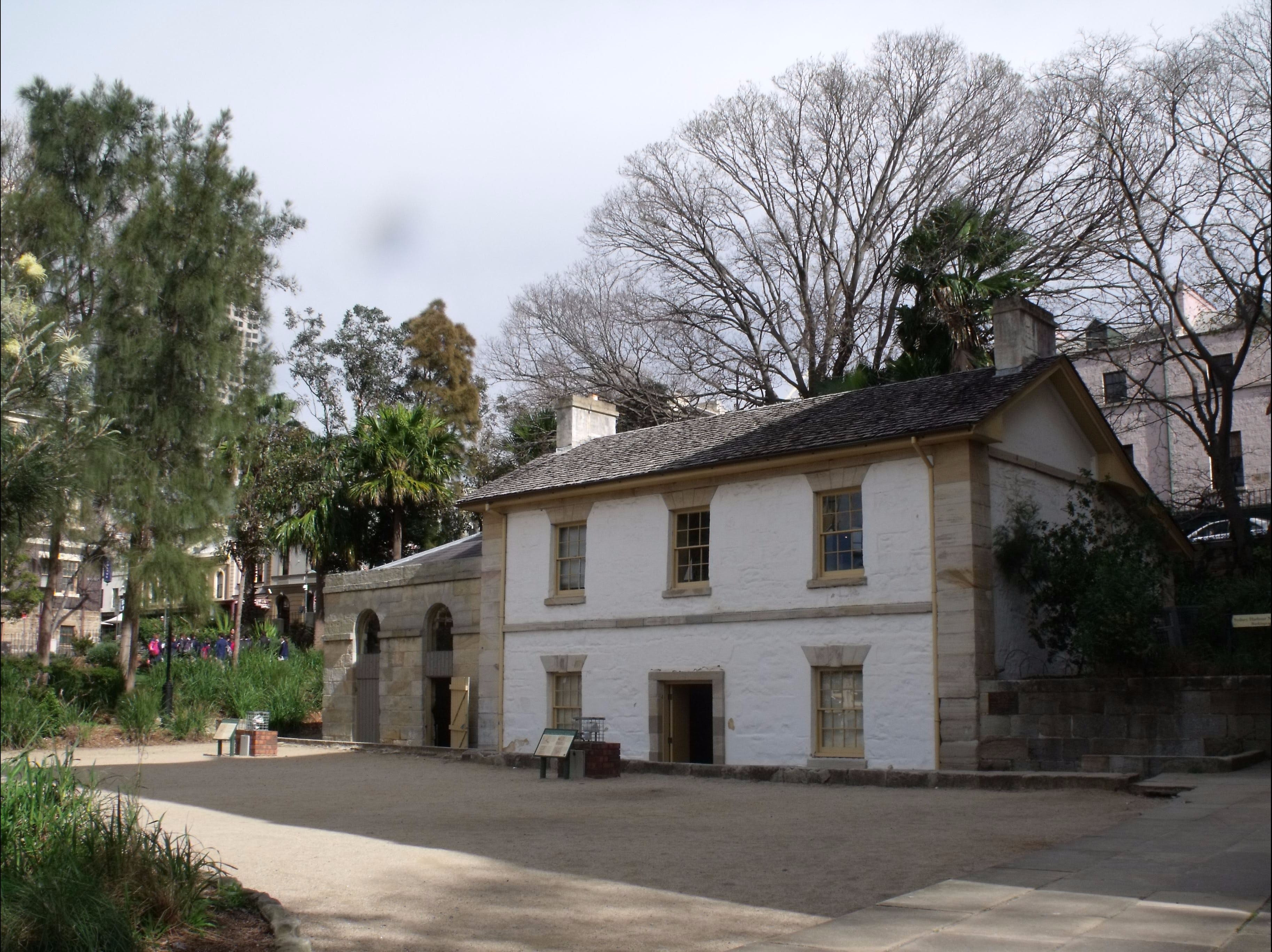 Cadmans Cottage - Accommodation VIC