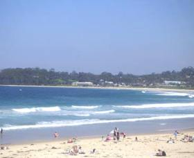 Mollymook Surf Beach - Accommodation VIC