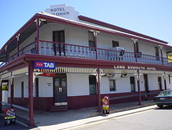 Lord Exmouth Hotel - Accommodation VIC