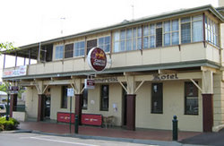 Commercial Hotel Alexandra - Accommodation VIC