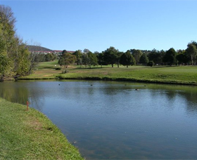 Capital Golf Club - Accommodation VIC