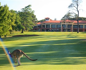 Royal Canberra Golf Club - Accommodation VIC