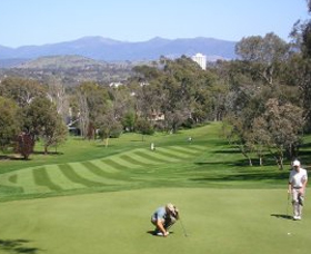 Fairbairn Golf Club - Accommodation VIC