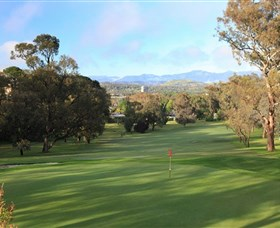 Federal Golf Club - Accommodation VIC