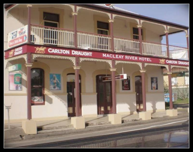 Macleay River Hotel - Accommodation VIC