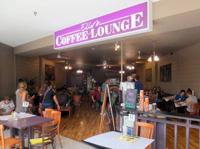 Ellys Coffee Lounge - Accommodation VIC