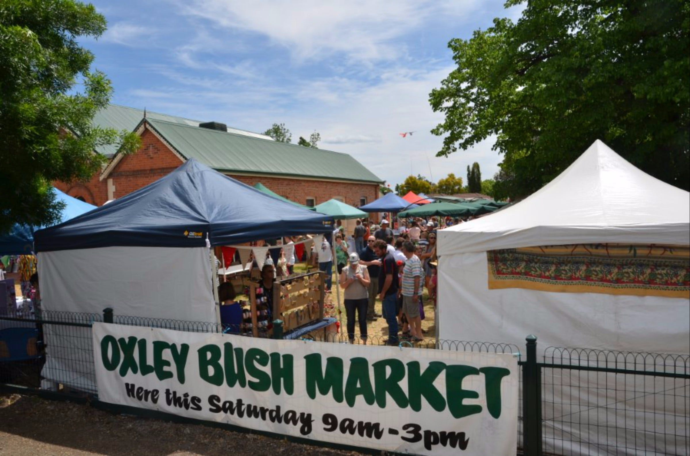 41st Annual Oxley Bush Market - Accommodation VIC