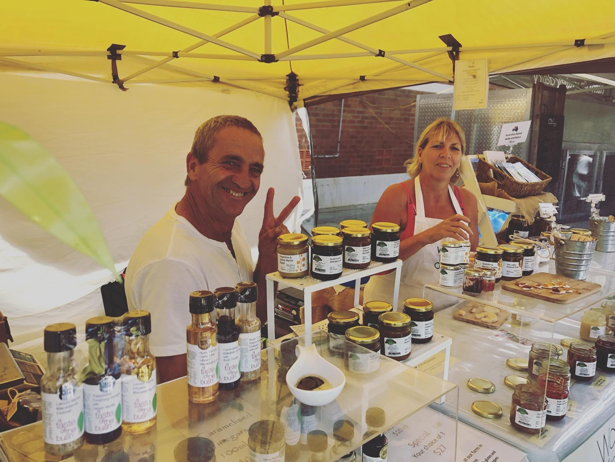 Lismore Produce Markets - Accommodation VIC