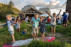 Spring Festival of Lord Howe Island - Accommodation VIC