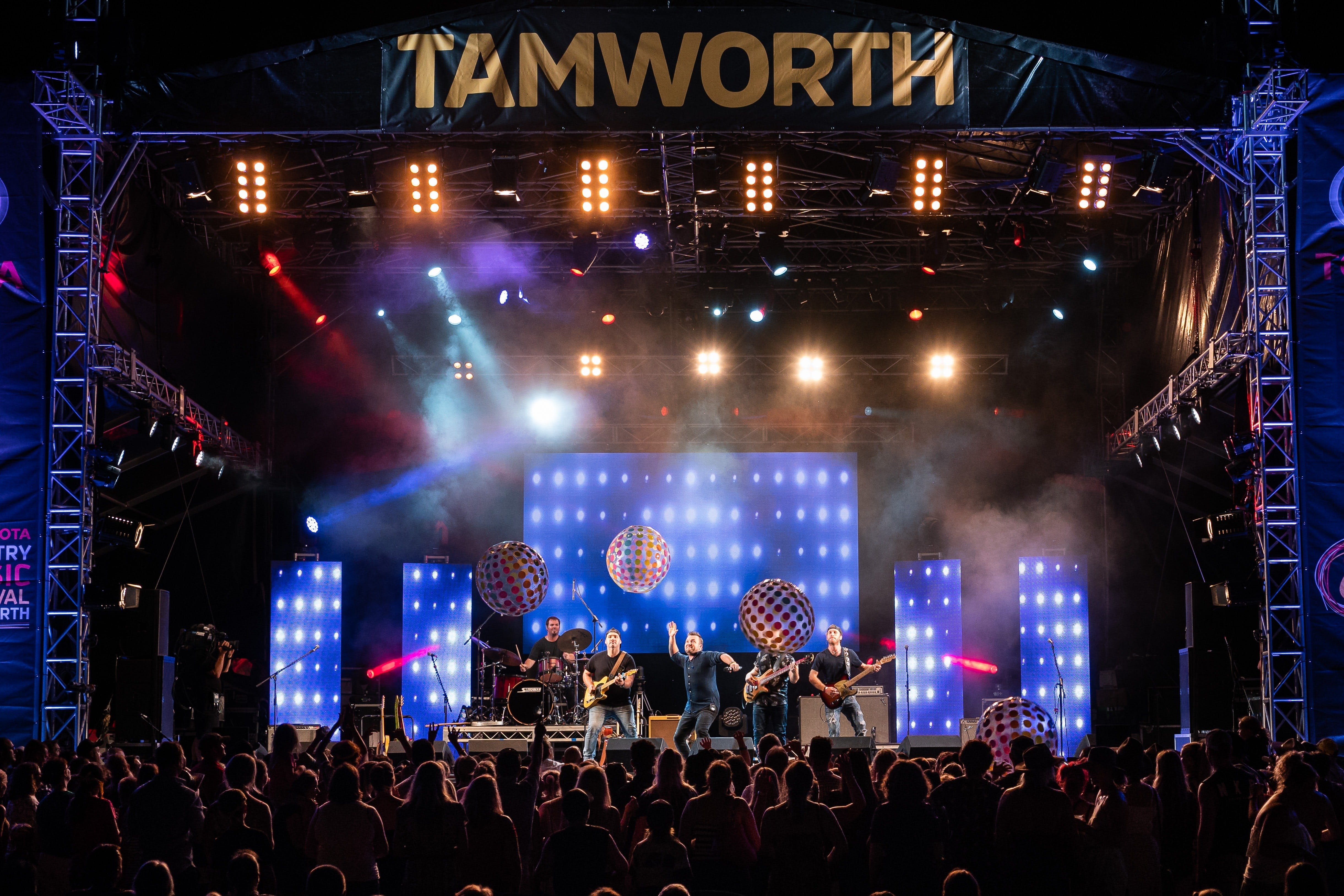 Toyota Country Music Festival Tamworth - Accommodation VIC