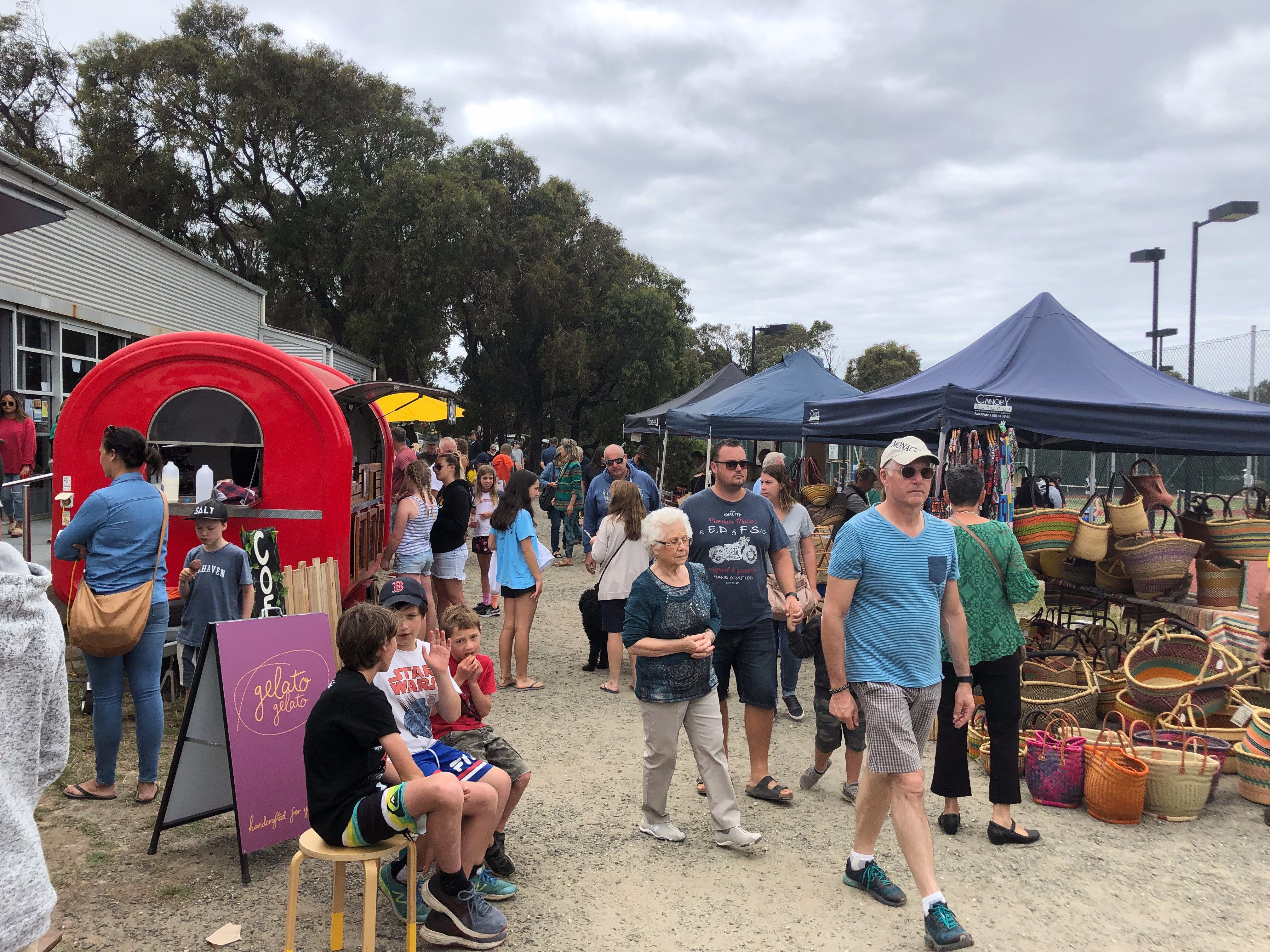 Aireys Inlet 'Virtual' Market - Accommodation VIC