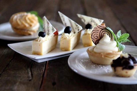 Orio Cafe Patisserie Bar - Accommodation VIC