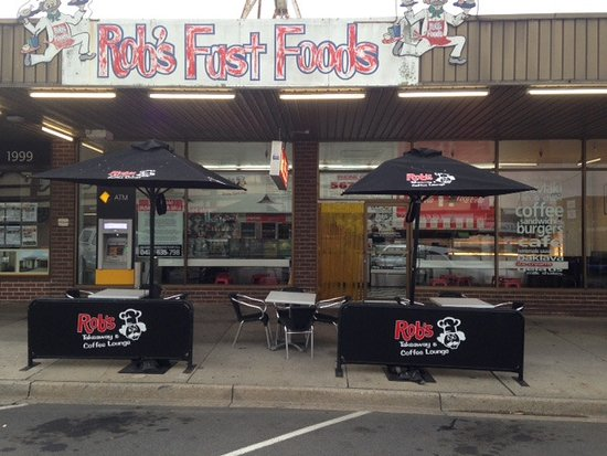 Rob's Takeaway and Coffee Lounge - Accommodation VIC