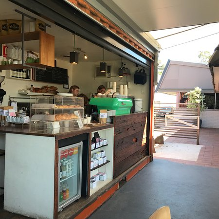 The Tiller Coffee - Accommodation VIC