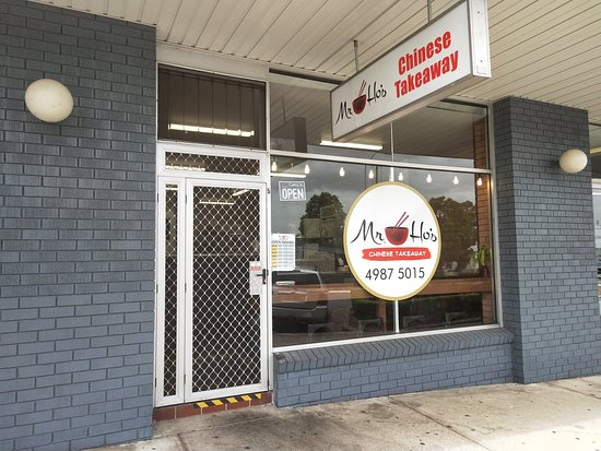 Mr Ho's Chinese Takeaway - Accommodation VIC