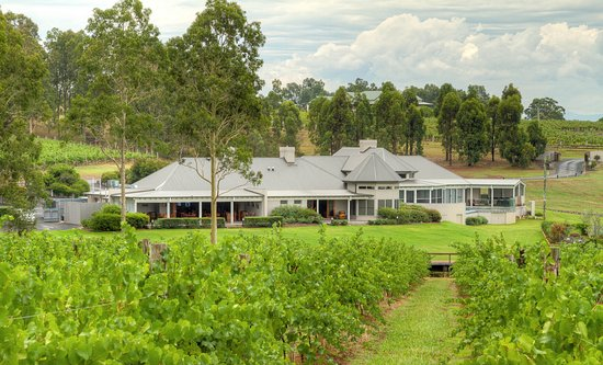 RidgeView RestaurantWines  Cottages - Accommodation VIC
