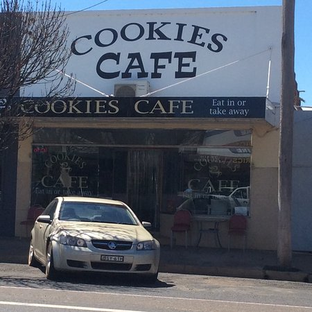 Cookies Cafe - Accommodation VIC