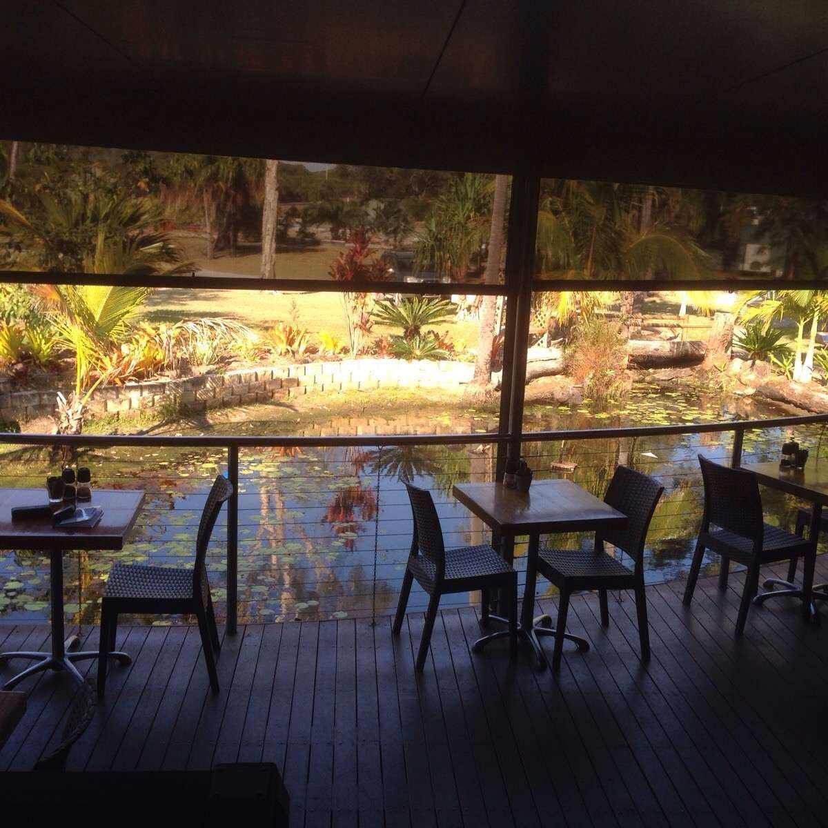Getaway Garden Cafe - Accommodation VIC