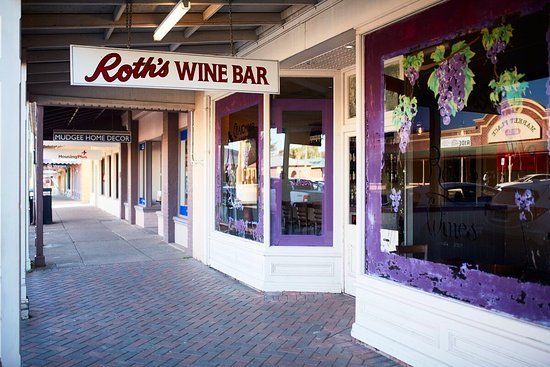 Roth Wine Bar - Accommodation VIC